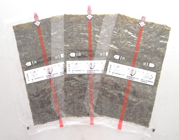三角饭团海苔